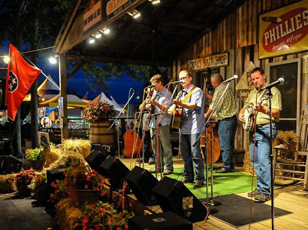 Visit The Wilson County Fair in 2015 Riding The Music City Star