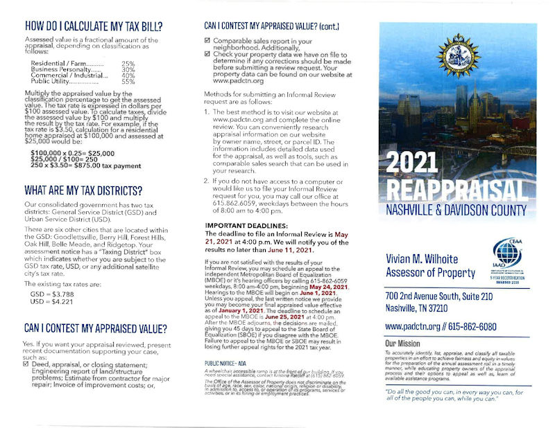 2021 Reappraisal Packet 3