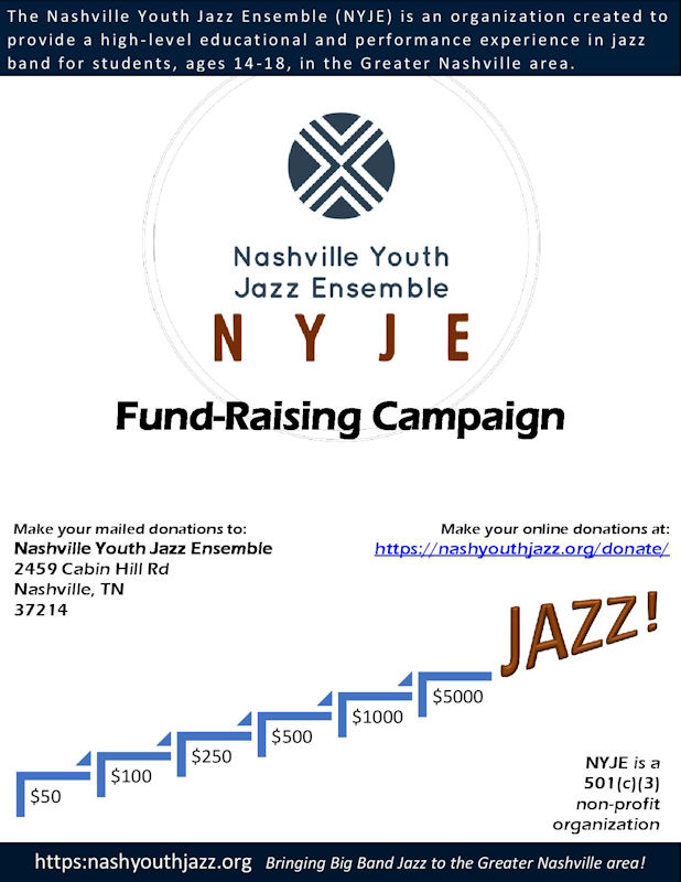 Nashville Youth Jazz Ensemble