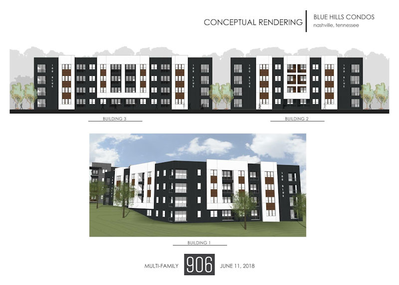 Proposed Blue Hills Condos