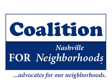 Coalition logo Nashville For Neighborhoods