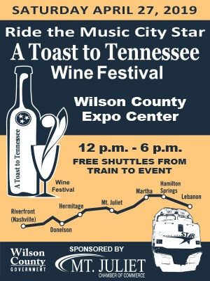 A Toast To Tennessee Wine Festival