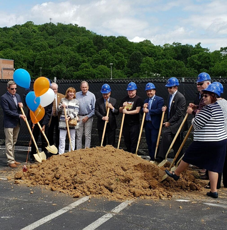 New Donelson Library Project Begins