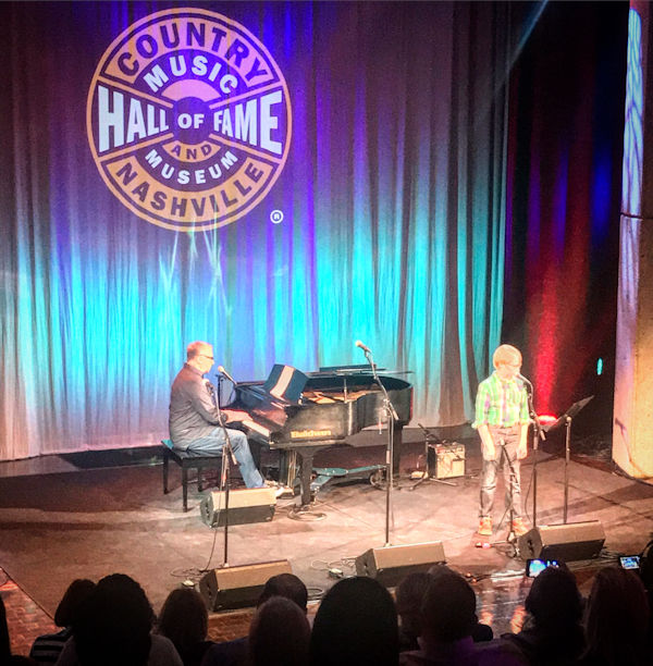Words and Music at Country Music Hall Of Fame