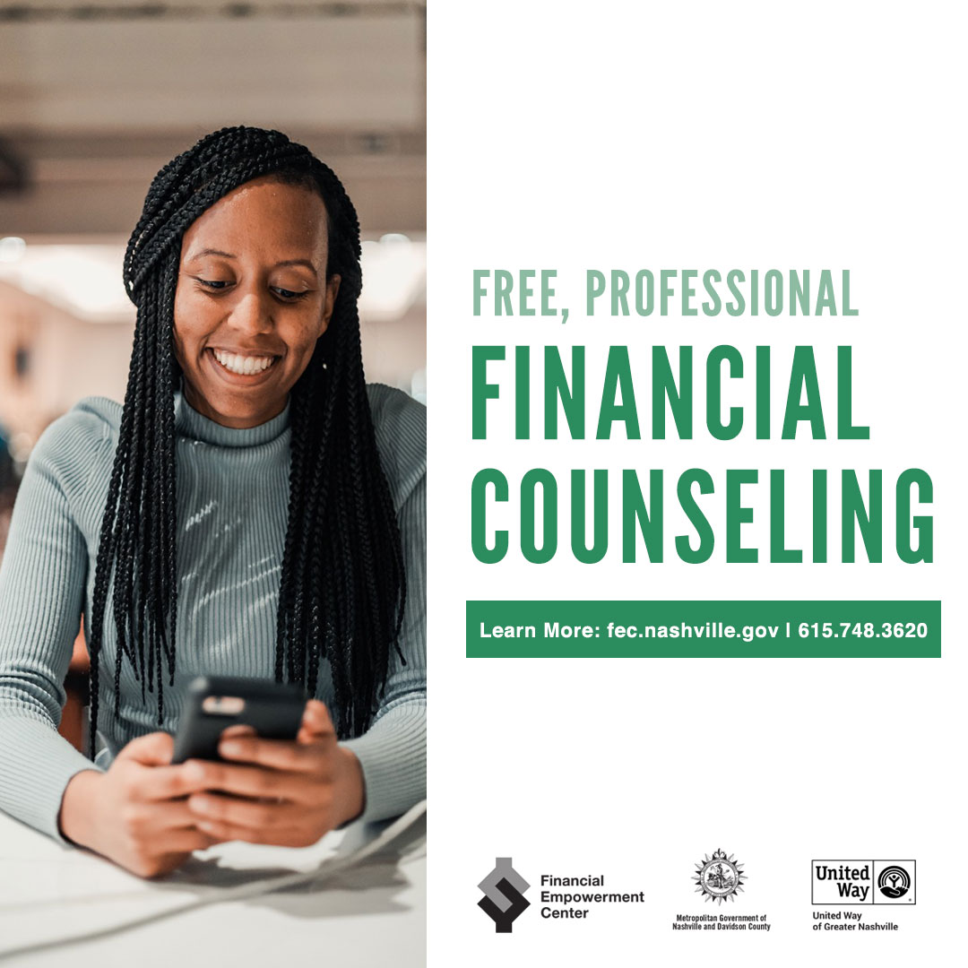 Free Professional Financial Counselling