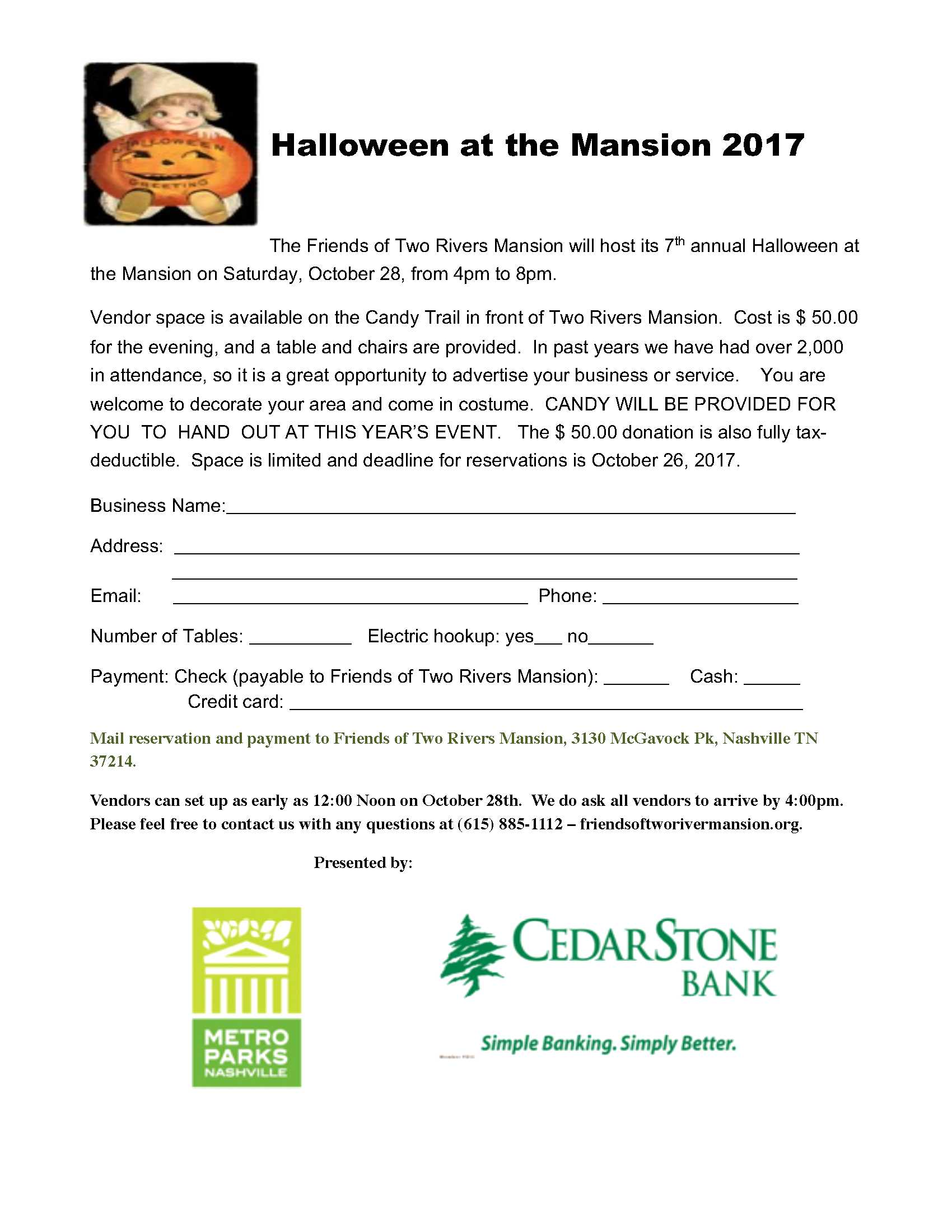 Halloween at the Mansion 2