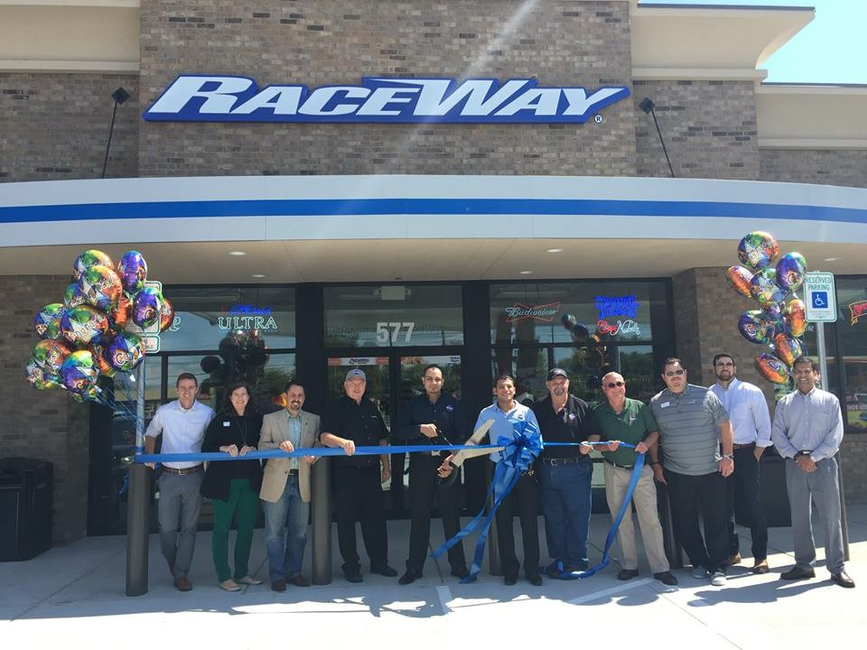 Raceway Gas Station Grand Re-Opening
