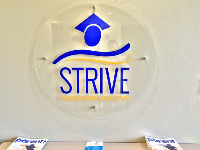 STRIVE Collegiate Academy - New Public Charter Middle School