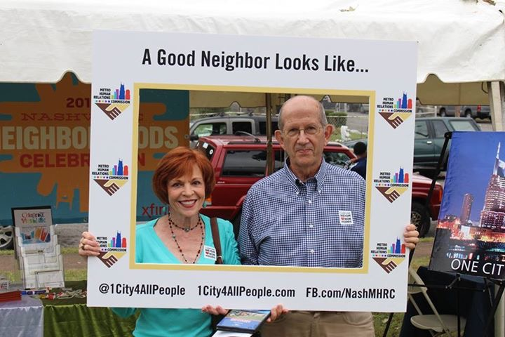 Neighborhood Resource Center - Jim and Carolyn Leath - Donelson Hills