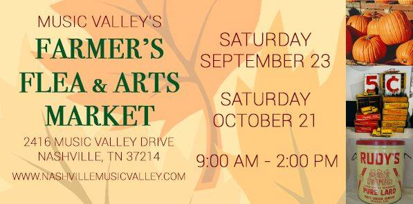 Music Valley Farmers and Flea Market