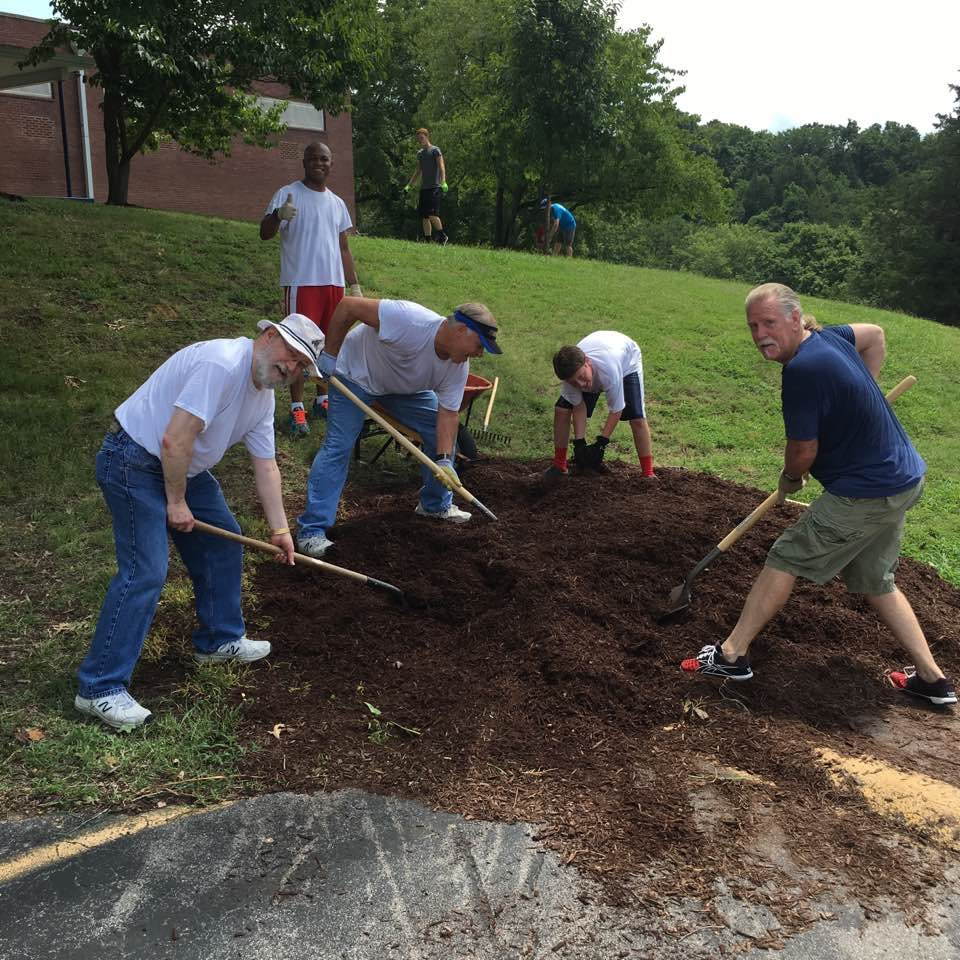 McGavock Elementary Work Day