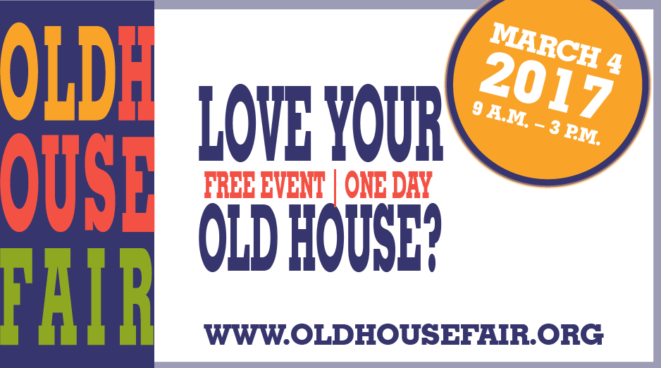 2017 Old House Fair