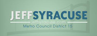 Jeff Syracuse Metro Council District 15