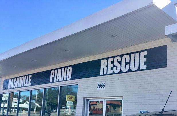 Welcome Nashville Piano Rescue!