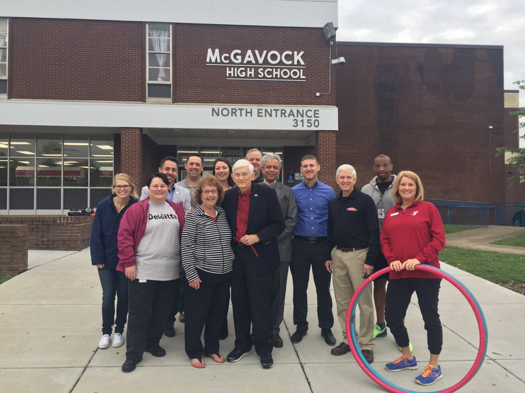 McGavock High School Last Day