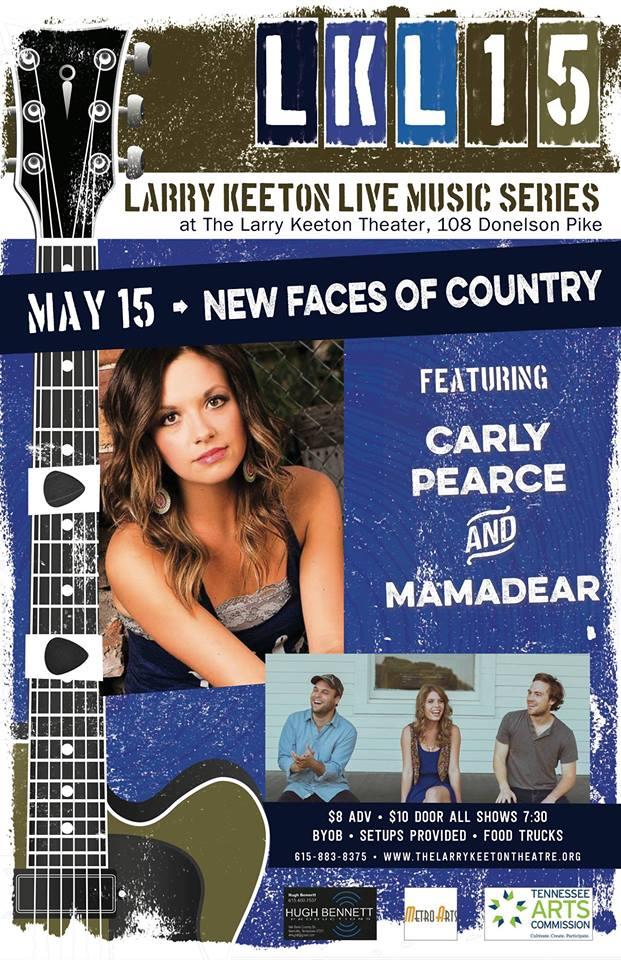 The Larry Keeton Theatre - New Faces Of Country