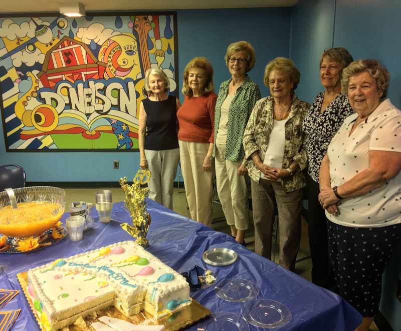 Donelson Library 50th Celebration