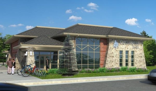 New CedarStone Bank in Heart Of Donelson