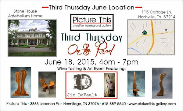 Third Thursday On The Road June 18, 2015