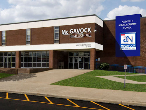 McGavock High School - Donelson Gateway Project